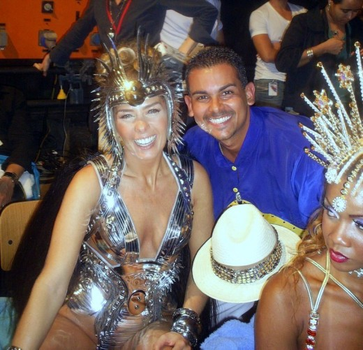 Adriane Galisteu Carnaval Photos 2007-2009