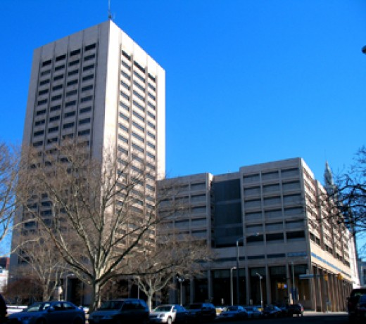 Cleveland's Justice Center