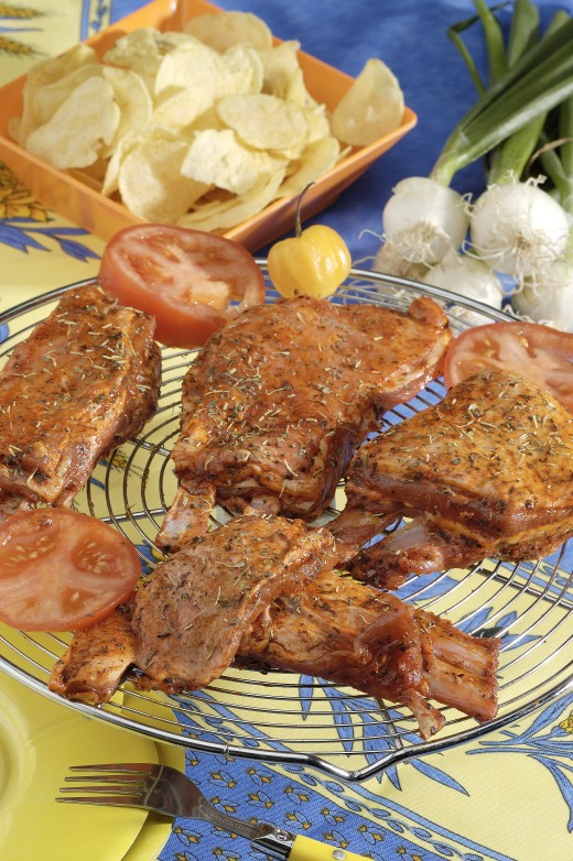 Pork Ribs from Dreamstime.com