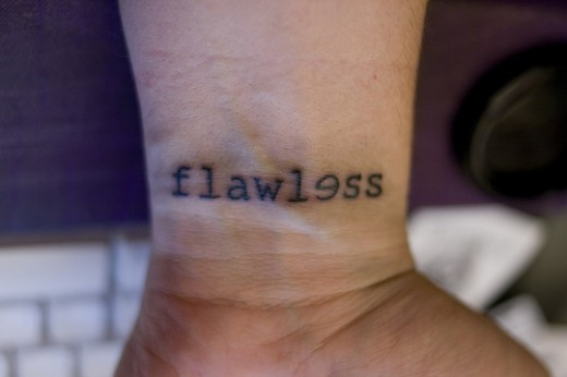 An ingenious solution for tattoo removal. Tattoos have been getting more and