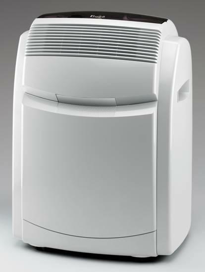 Portable air conditioner.