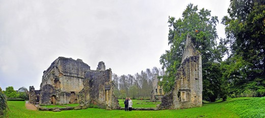 Panoramic Image (Henry and Sue)
