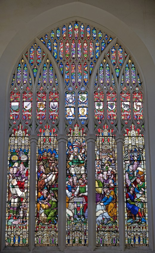 St Mary's Church Witney