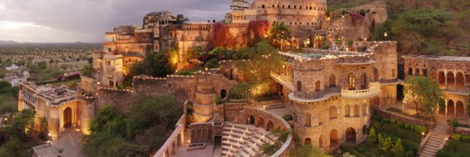 Magnificent Forts in Rajasthan