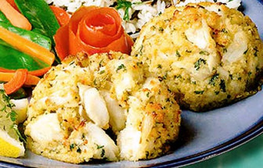 Best Seafood  crabcake