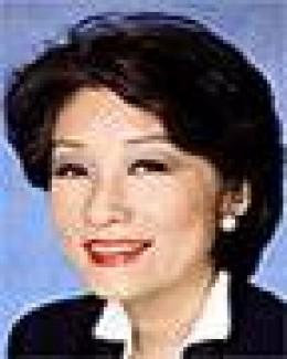 "Host of ""Eye to Eye With Connie Chung"" on CBS, 1993-1995"