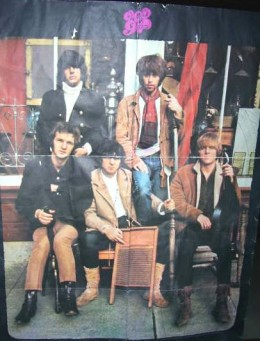 The infamous original poster from Moby Grape.