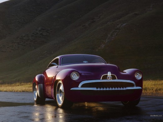 Holden Efijy Concept Car Pic 2