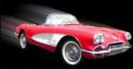 Corvette - about the only car to retain the classic look.