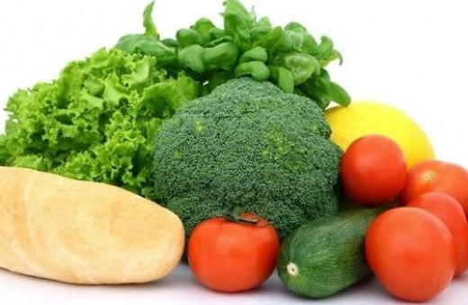 High Fiber Foods Fight Constipation