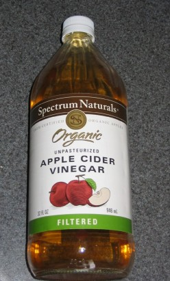 Apple Cider Vinegar For Healthy Teeth