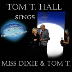 Album cover from his latest CD with his wife, Miss Dixie.