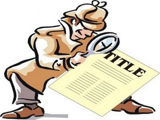 Learn how to write your article titles.