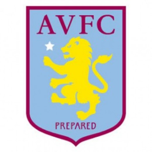 Aston Villa Football Club Team Crest