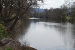 River Aude - Trebes