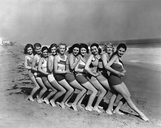 A Brief History of the Bikini