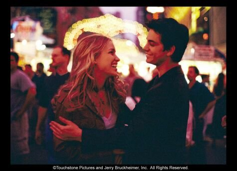Violet and Kevin from Coyote Ugly
