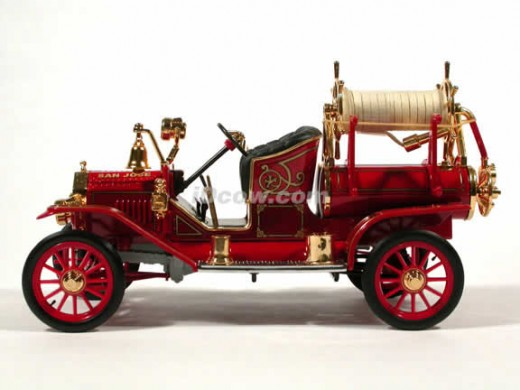 Ford T model Fire engine
