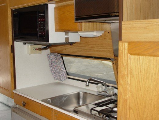 Roadtrek Dodge Chassis Galley