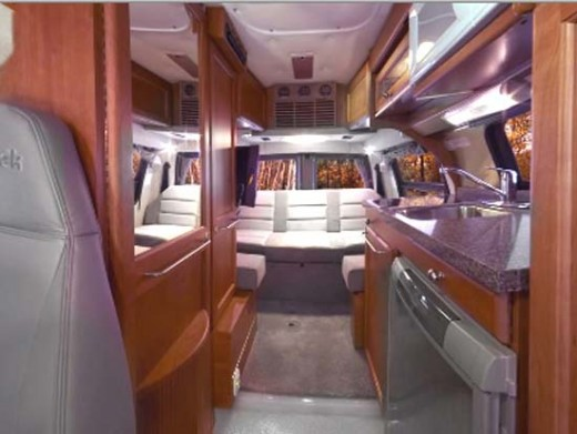 Roadtrek Motor Home