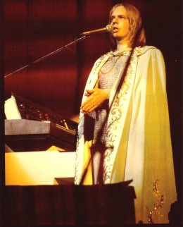 Rick Wakeman of Yes.