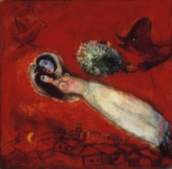 Marc Chagall ;the magic artist
