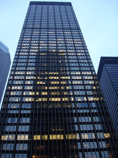 JP Morgan Chase Headquarters - Creative Commons Image by Author (Wikipedia)