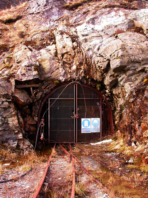 Cononish Gold Mine