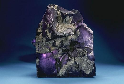 USDA Mineral Flourite