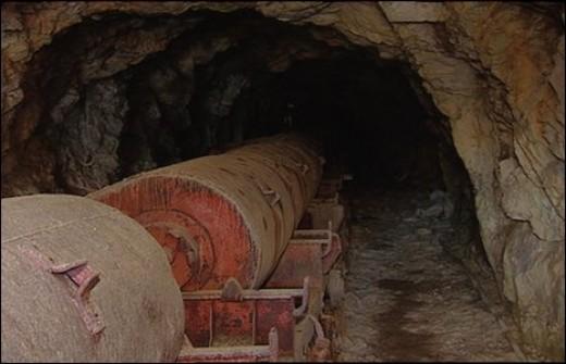 Cononish mine