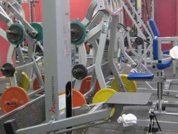 Working with Dumbbells and Barbells