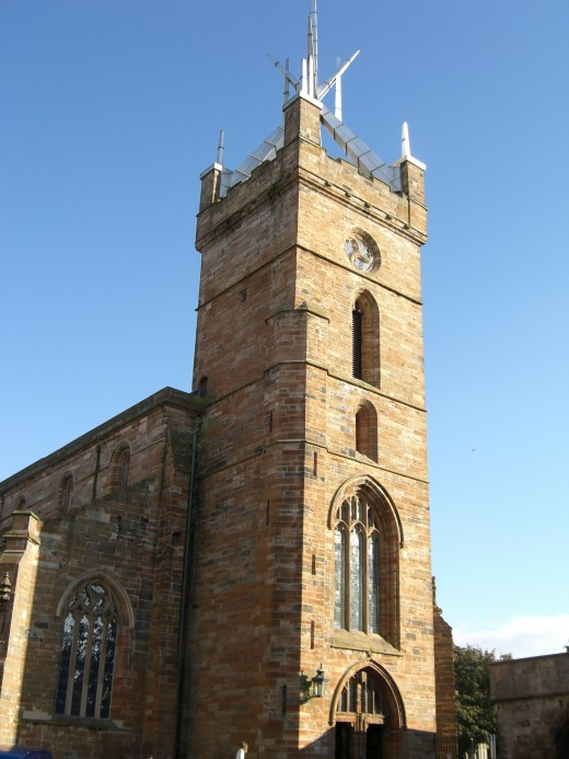 St. Michael's Church at Linlithgow