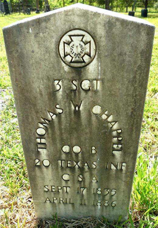 Masonic Cemetery Chappell Hill