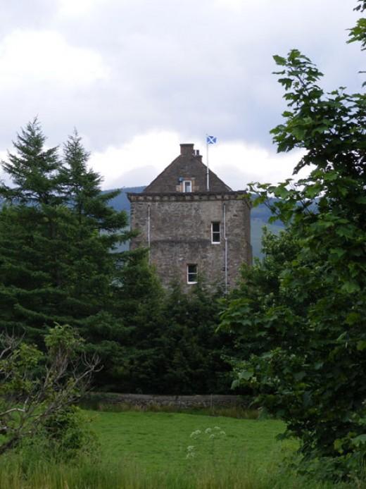 Castles Scottish Pride