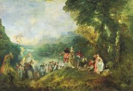By Antoine Watteau