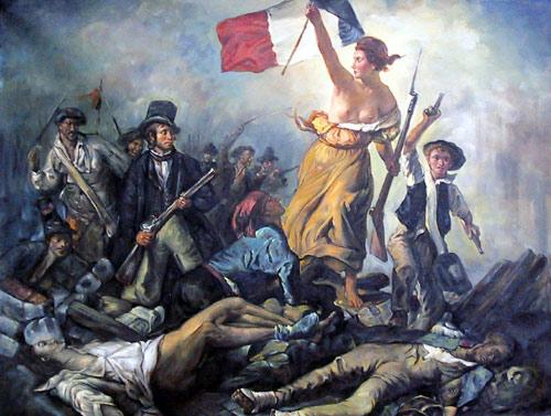 By Eugene Delacroix