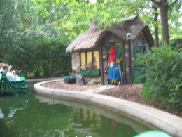 Grandma's Cottage, Red Riding Hood - Fairy Tale Brook