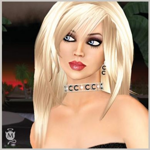 Second life - Where all the Girls are Young and Beautiful