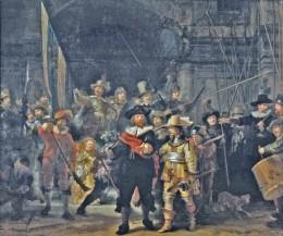 By Rembrandt van Rijn