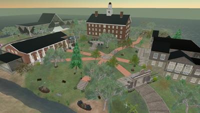 Ohio University Campus in SL