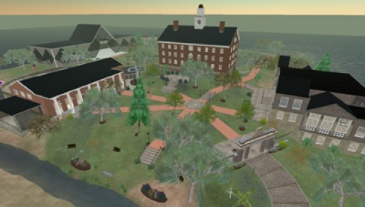 Ohio University Campus in SL