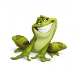 The Frog as Prince