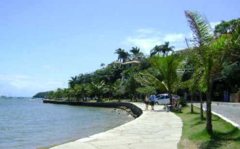 Orla Bardot - Armação Beach - Buzios