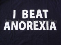 Healing After Anorexia.
