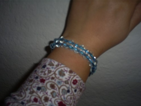 Here is an example of what the finished product looks like. (Photo Taken By Sweetiepie On Hubpages)