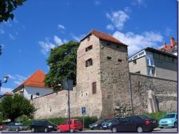 Jewish Tower on Jewish Street