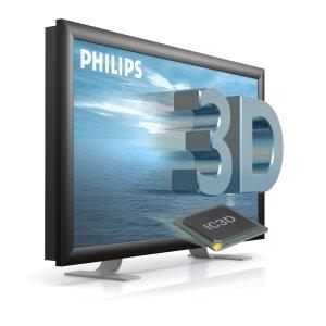 3d Televison commercial image