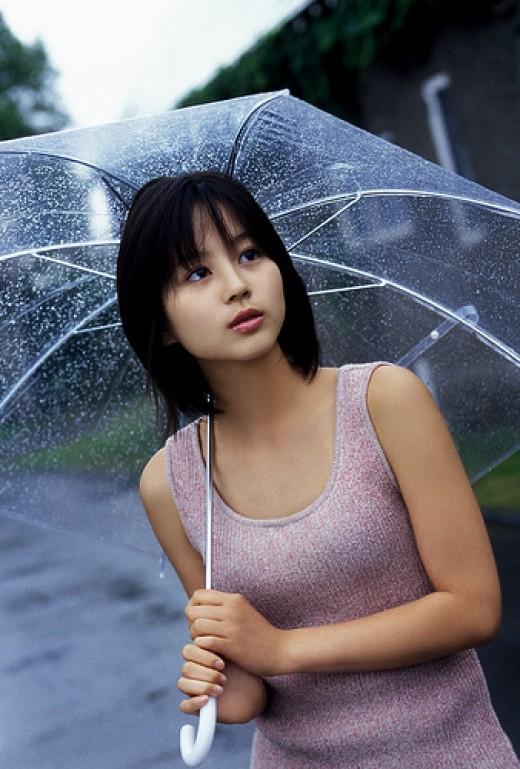 Sexy Japanese Women : Maki Horikita