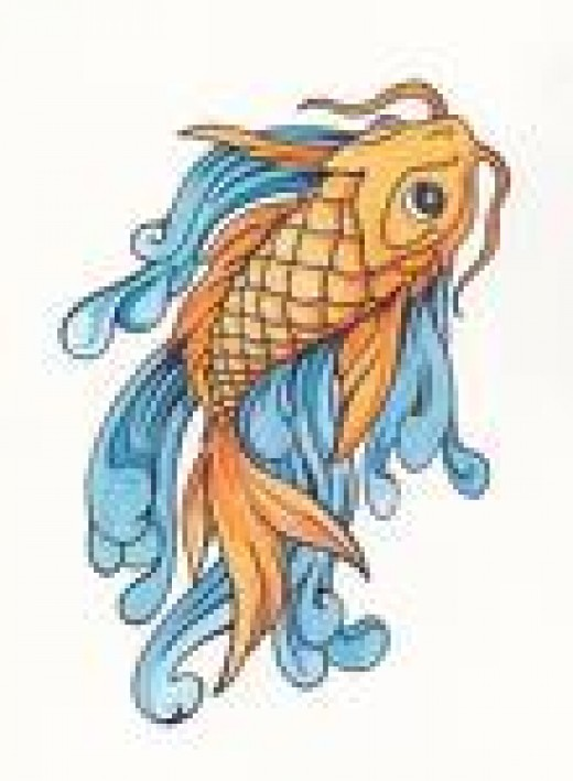 A Guide to Tattoo Designs. A Guide to Koi Fish Tattoo Designs