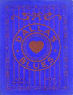 Dallas Blues cover